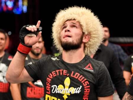 В UFC задались вопросом, останется ли Нурмагомедов чемпионом. Хабиб ответил