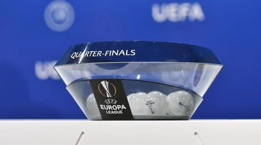 Лига Европы: жеребьевка