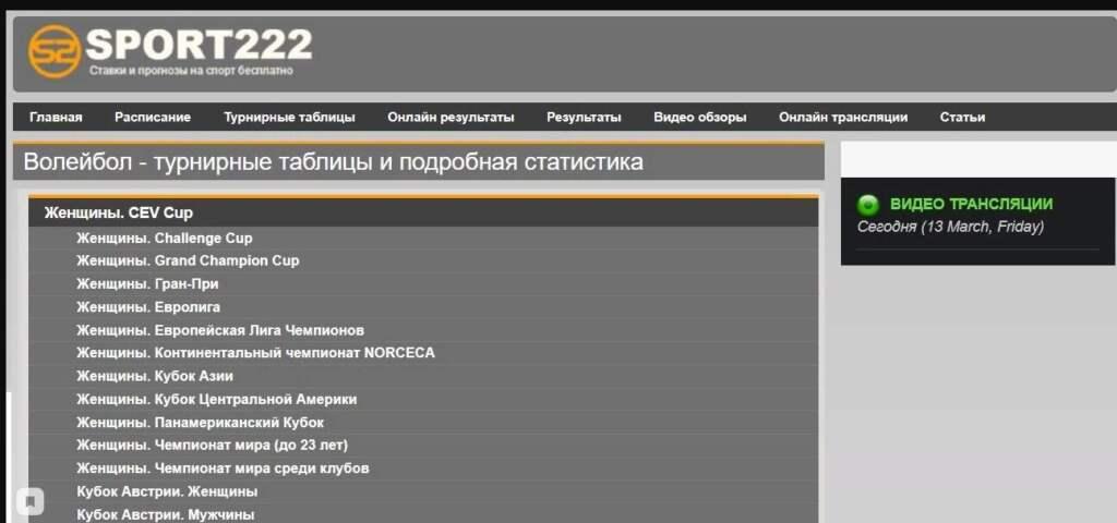 Sport222