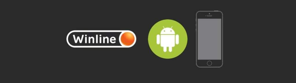 Приложение Винлайн на Андроид