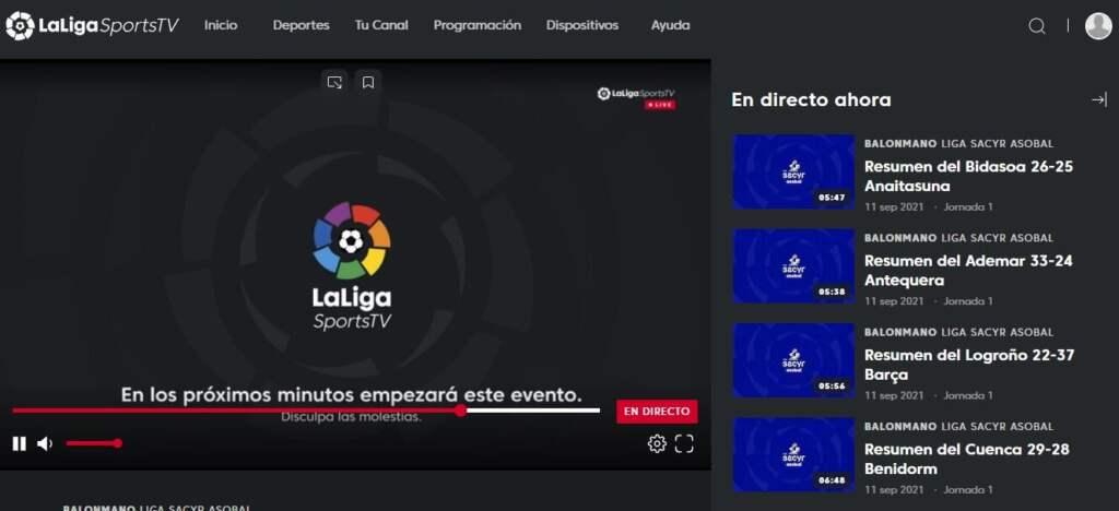 Ла Лига гандбол