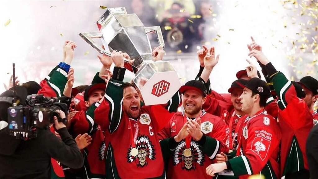 Фавориты Лиги чемпионов в хоккее